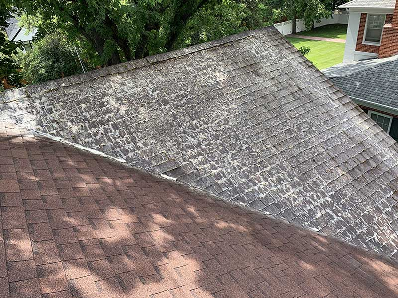 Roof Cleaning Pro Wash Of Montana